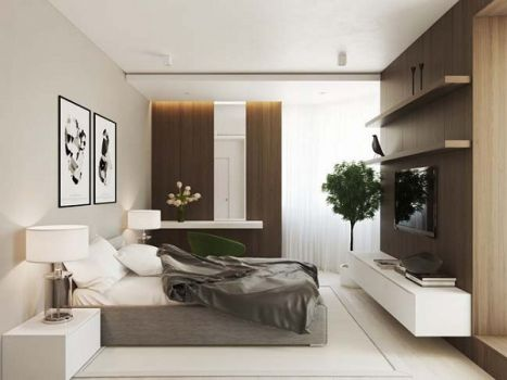 Thiết kế nội thất chung cư 80m2 hiện đại đầy đủ tiện nghi
