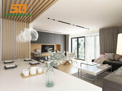 Kinh nghiệm chọn nội thất chung cư cao cấp Hà Nội