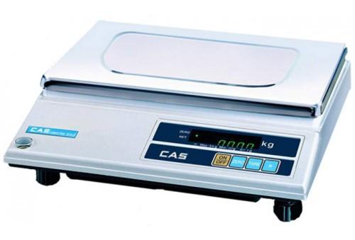 CÂN AD CAS (HÀN QUỐC) (3KG/0,1G), (6KG/0,2G), (7,5KG/0,5G), (15KG/0,5G), (30KG/1G)
