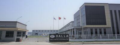 Nhà máy HALLA VINA - Hải Phòng