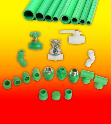 Ống và phụ kiện nhựa PPR S&H