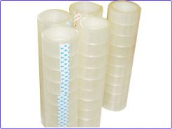 Băng dính trong lõi nhựa