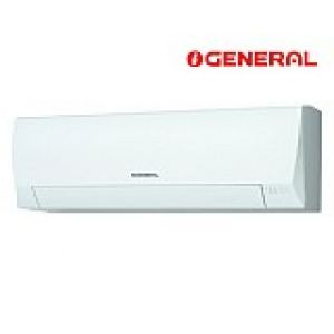 ĐIỀU HÒA GENERAL 9.000 BTU 2 CHIỀU INVERTER GAS R410A