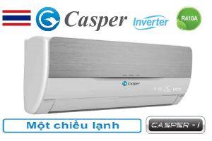 Điều hòa Casper inverter 18.000BTU 1 chiều IC-18TL11