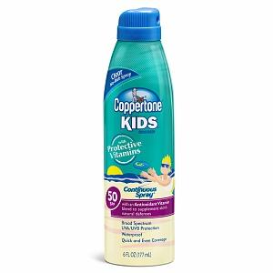 Xịt chống nắng Coppertone-kids