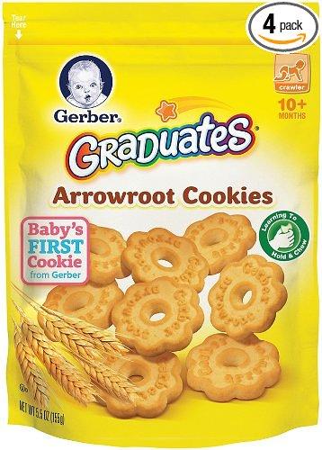 Gerber - bánh cookies