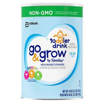 Sữa go grow NON GMO 1.13kg