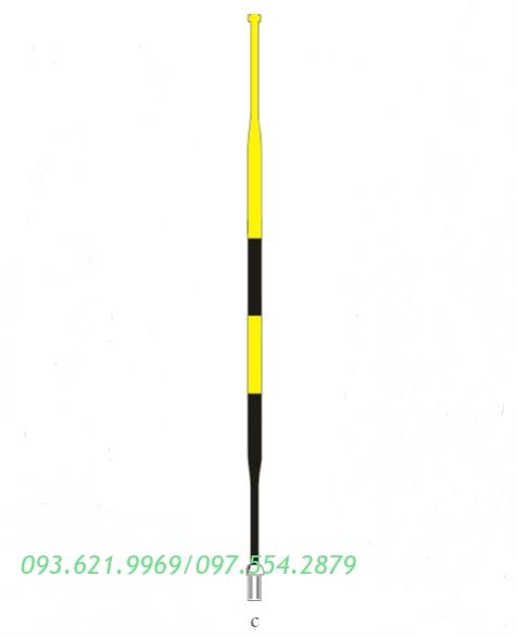 CÁN CỜ SÂN GOLF HFS-2522c