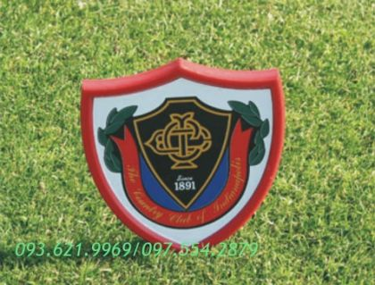 SHIELD TEE MARKERS RECESSED LOGO GJ