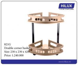 Double Corner Basket - 821G
