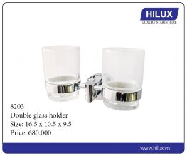 Double Glass Holder - 8203