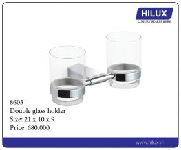 Double Glass Holder - 8603