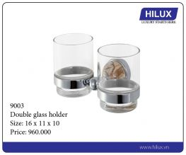 Double Glass Holder - 9003