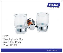 Double Glass Holder 9203