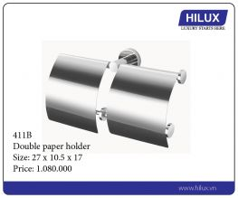 Double Paper Holder - 411B