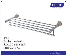 Double Towel Rack - 9009