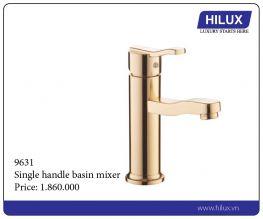 Single Handle Basin Mixer - 9631