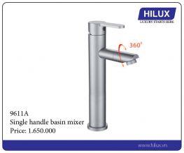 Single Handle Basin Mixer - 9611A