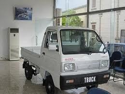 Xe taỉ Suzuki 5 tạ