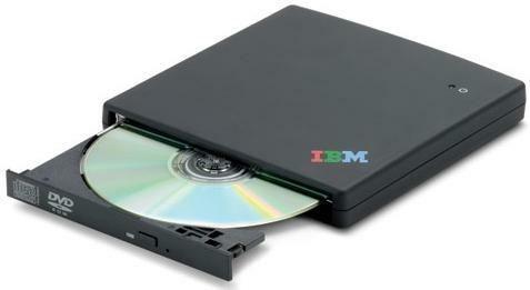 Ổ đĩa quang IBM DVD ROM 24x External USB 2.0