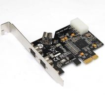 Card PCI-Express to 1394b - 2Port