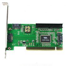 Card PCI To SATA , IDE