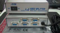 Bộ chia màn hinh VGA splitter 1 ra 4