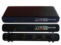 Bộ chia (Splitter) HDMI 1 vào 4 ra 1.3