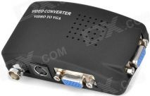 TV Video to VGA Converter FY 1302