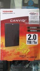 Toshiba Canvio Simple 2.5 2TB USB 3.0