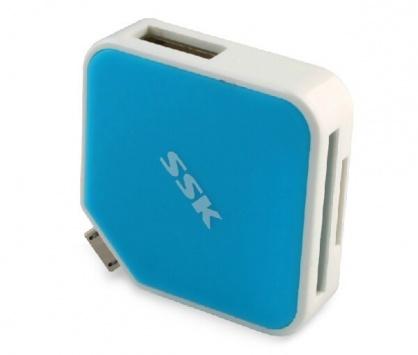 đầu đọc thẻ nhớ, USB OTG SSK SCRM068