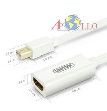 Mini Displayport to HDMI Unitek Y-6345WH