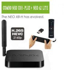 Minix Neo X8 H - Plus + Neo A2