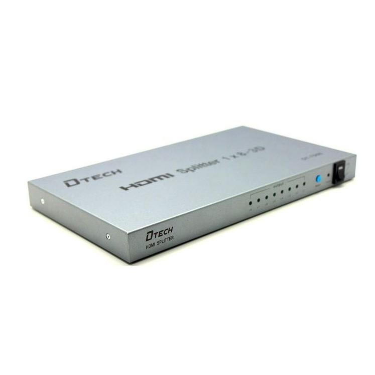HDMI splitter 1 ra 8 DTECH