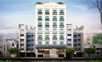Thiết kế nội thất khách sạn GRANDI Hà Nội