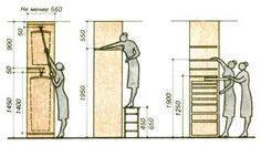 Kích thước tiêu chuẩn đồ nội thất bạn cần biết
