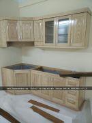 Thi công lắp đặt tủ bếp TB-02