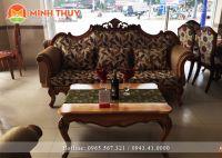 Sofa tân cổ điển (SF-017)
