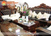Sofa tân cổ điển (SF-021)