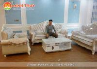 Sofa tân cổ điển (SF-030)