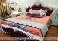 Giường ngủ tân cổ điển (GN-01)