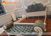 Giường ngủ tân cổ điển (GN-07)