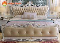 Giường ngủ tân cổ điển (GN-013)