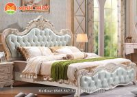 Giường ngủ tân cổ điển (GN-011)