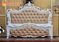 Giường ngủ tân cổ điển (GN-018)