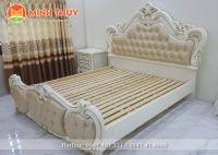 Giường ngủ tân cổ điển (GN-020)