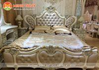 Giường ngủ tân cổ điển (GN-021)