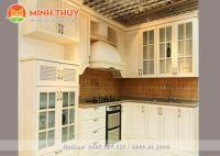 Thi công lắp đặt tủ bếp TB-013