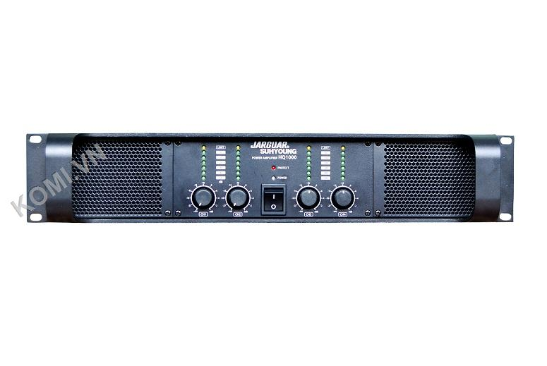 POWER AMPLIFIER JARGUAR SUHYOUNG HQ1000