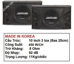 SPEAKER JARGUAR JS-455